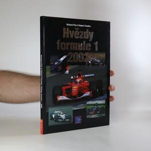 náhled knihy - Hvězdy formule 1. 2002