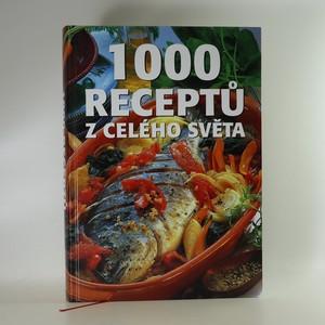 náhled knihy - 1000 receptů z celého světa