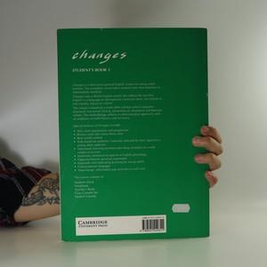 antikvární kniha Changes. English for international communication. Student's book 3, 1996