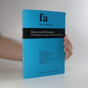 náhled knihy - Mensch und Ökonomie
