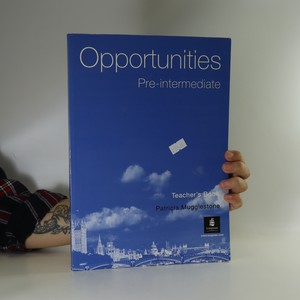 náhled knihy - Opportunities. Pre-intermediate. Teacher's book