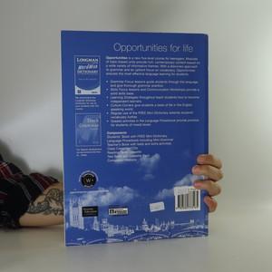 antikvární kniha Opportunities. Pre-intermediate. Teacher's book, 2000