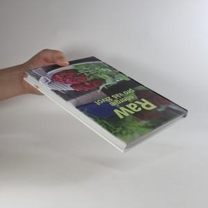 antikvární kniha Raw. Energie pro váš život, 2017