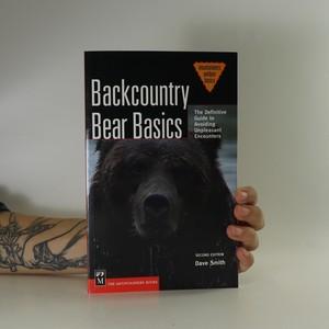 náhled knihy - Backcountry Bear Basics