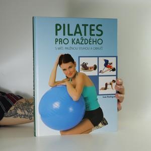 náhled knihy - Pilates pro každého. S míči, pružnou stuhou a obručí