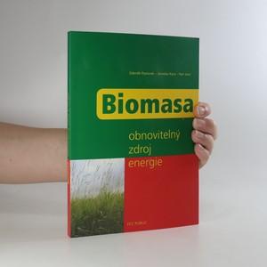 náhled knihy - Biomasa. Obnovitelný zdroj energie