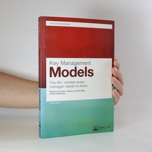 náhled knihy - Key management models
