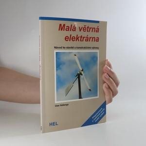 náhled knihy - Malá větrná elektrárna. Stavební návod s konstrukčními výkresy