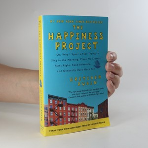 náhled knihy - The happiness project