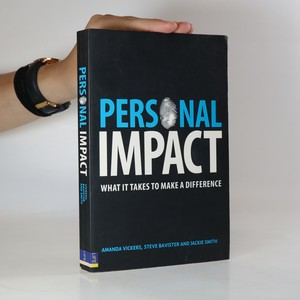 náhled knihy - Personal impact. What it takes to make a difference