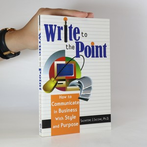 náhled knihy - Write to the point