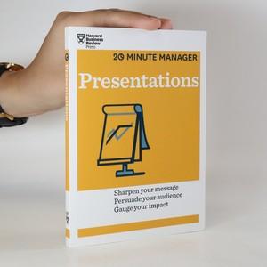 náhled knihy - Presentations
