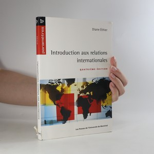 náhled knihy - Introduction aux relations internationales