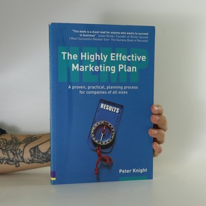 náhled knihy - The Highly Effective Marketing Plan