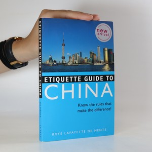 náhled knihy - Etiquette guide to China. Know the rules that make the difference!