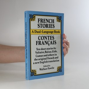 náhled knihy - French stories. A dual-language book