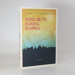 náhled knihy - Kdo je to sakra Kafka