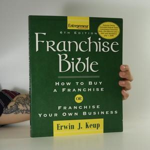 náhled knihy - Franchise Bible (žluté flíčky na ořízce)