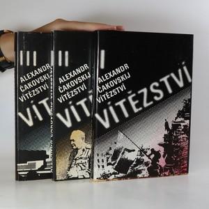 náhled knihy - Vítězství I-III (3 svazky, komplet)