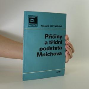 náhled knihy - Příčiny a třídní podstata Mnichova