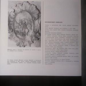 antikvární kniha Rychnovské pohledy, 1988