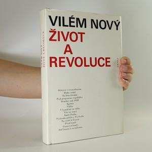 náhled knihy - Život a revoluce (věnování autora)