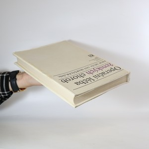 antikvární kniha Operační léčba ženských chorob, 1970