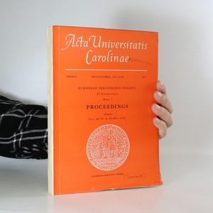 náhled knihy - Historia Universitatis Carolinae Pragensis. European Teratology Society 2nd Conference, Part 1