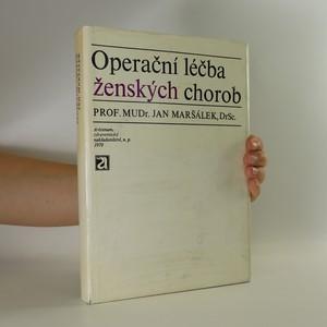náhled knihy - Operační léčba ženských chorob