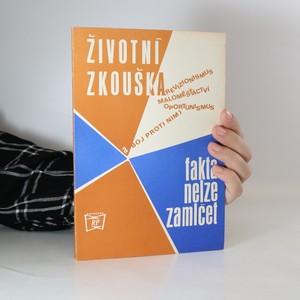 náhled knihy - Životní zkouška