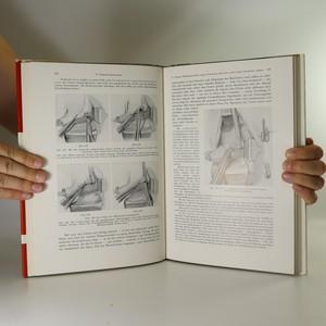 antikvární kniha Gynäkologische Operationen, 1963