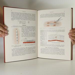 antikvární kniha Operative Gynäkologie, 1952