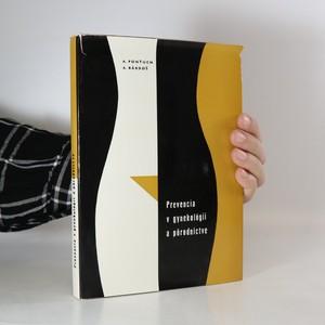 náhled knihy - Prevencia v gynekológii a pôrodníctve