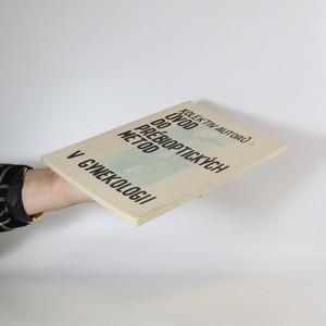 antikvární kniha Úvod do prébioptických metod v gynekologii, neuveden