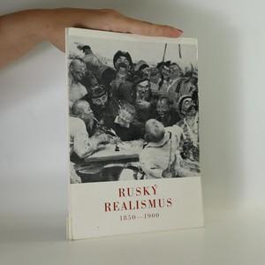 náhled knihy - Ruský realismus 1850-1900 (od Fedotova k Serovovi)