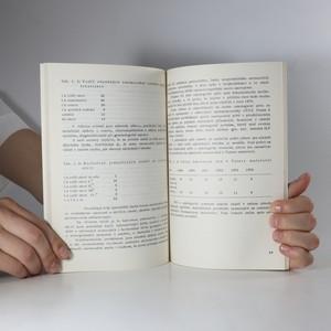 antikvární kniha Thomayerova nemocnice ÚNV v Praze 4 - Krči. Ústav mateřství gynekologicko porodnické oddělení. Zpráva o činnosti za léta 1969 - 1974, 1975