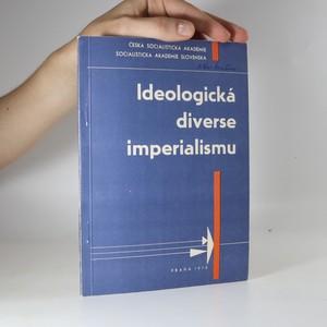 náhled knihy - Ideologická diverze imperialismu