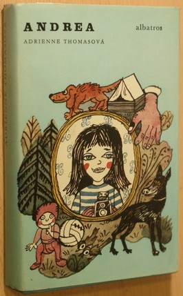 náhled knihy - Andrea : pro čtenáře od 11 let