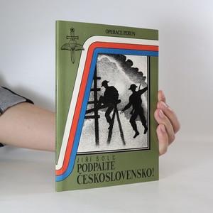 náhled knihy - Podpalte Československo! Operace Perun