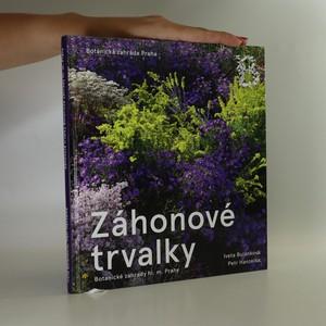 náhled knihy - Záhonové trvalky Botanické zahrady hl.m. Prahy