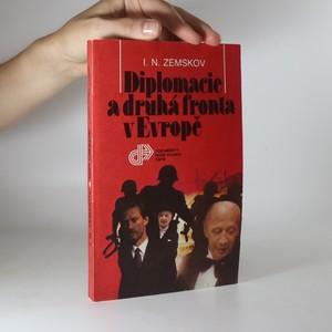 náhled knihy - Diplomacie a druhá fronta v Evropě