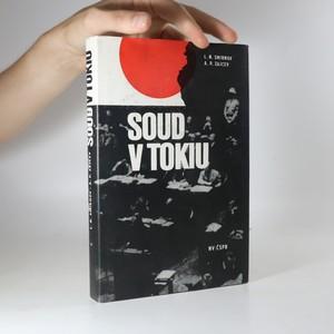 náhled knihy - Soud v Tokiu