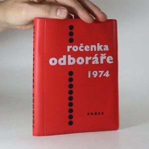 náhled knihy - Ročenka odboráře 1974