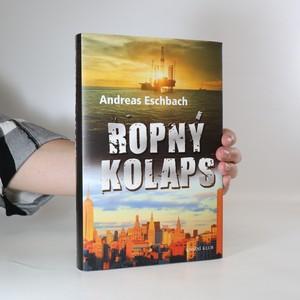náhled knihy - Ropný kolaps