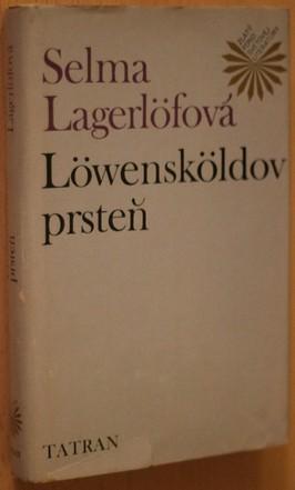 náhled knihy - Löwensköldov prsteň