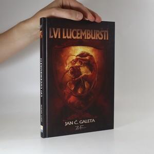náhled knihy - Lvi Lucemburští