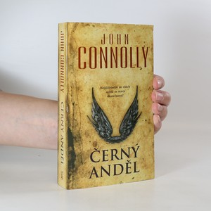 náhled knihy - Černý anděl