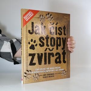 náhled knihy - Jak číst stopy zvířat