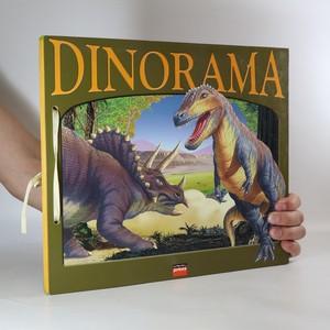 náhled knihy - Dinorama (pop-up leporelo)