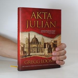 náhled knihy - Akta Julián